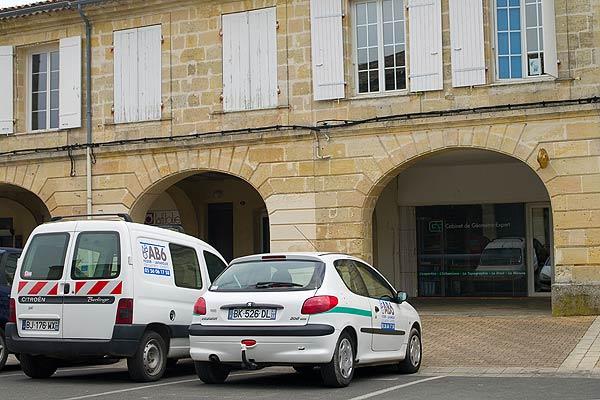 Agence ab6 bordeaux rive droite g om tres experts for Agence immobiliere bordeaux rive droite
